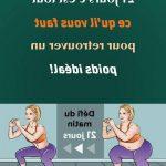 Perdre du poids marche rapide