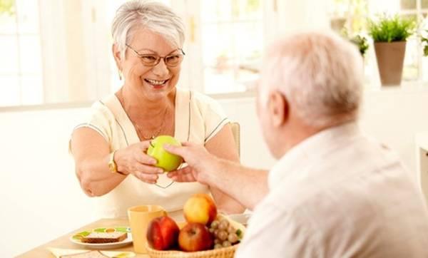 quiz alimentation senior