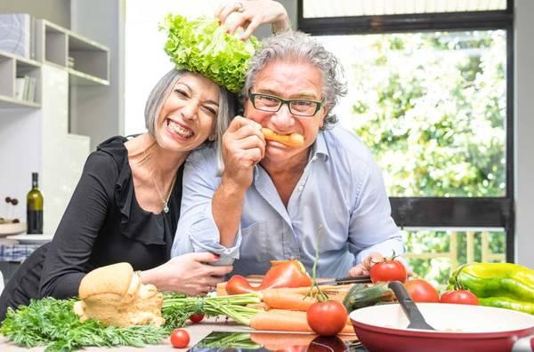 alimentation seniors recettes