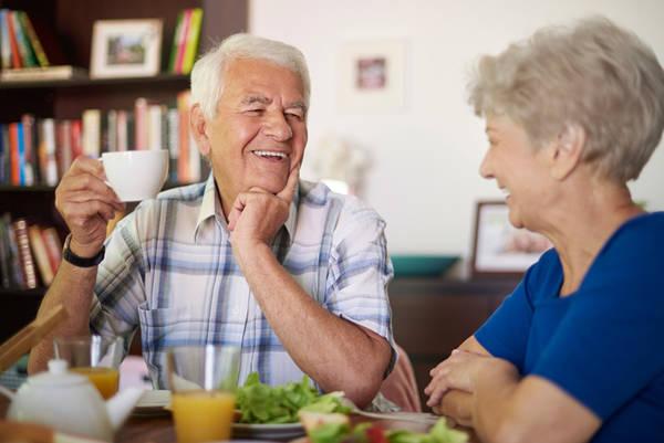 alimentation des seniors