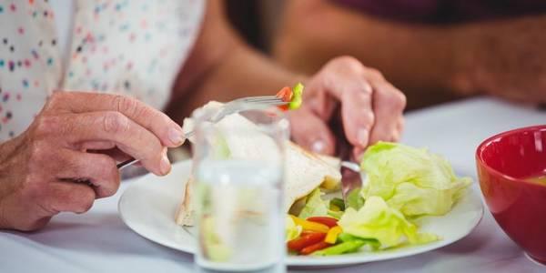 alimentation et senior
