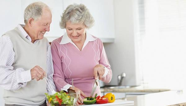 guide alimentation senior